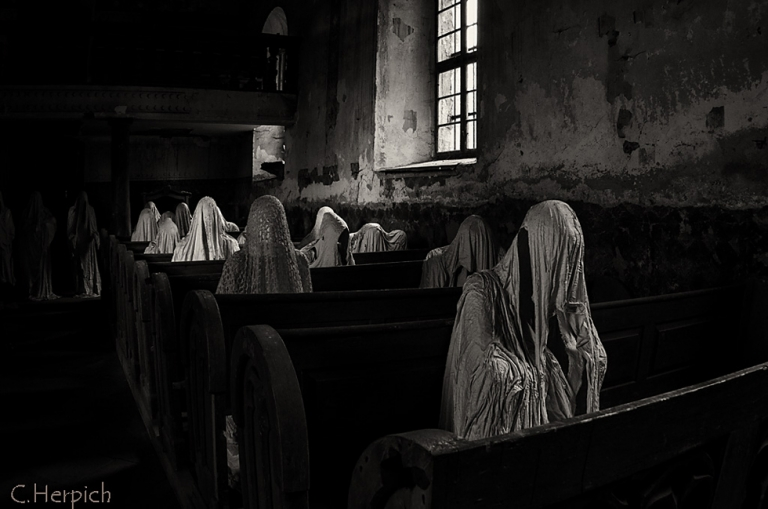 church of ghosts I